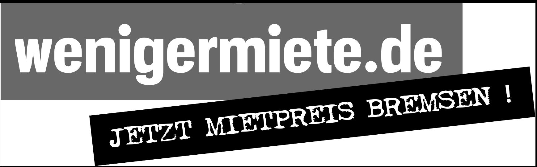 wenigermiete.de logo