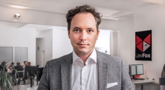 Rechtsanwalt und Gründer von Wenigermiete.de Daniel Halmer