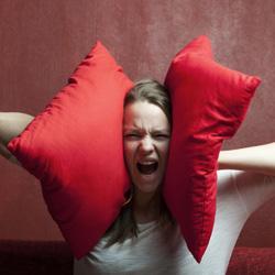 Mietminderung bei Lärm